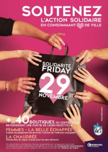 Campagne Solidarité Friday Cherbourg Union Cherbourg Commerce Blog Petitscommerces