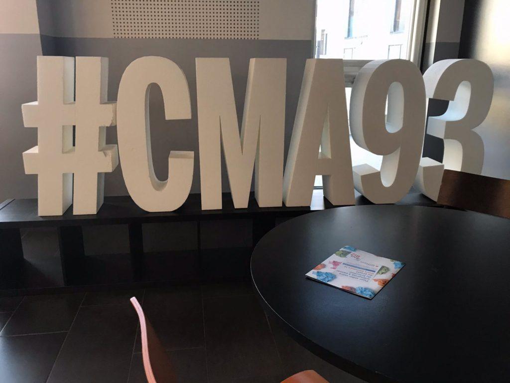 #CMA93 Signature Partenariat CMA 93 Chambre des métiers et de l'Artisanat Petitscommerces