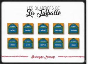 Feves de la boulangerie Maleuvre à La Turballe Quartiers