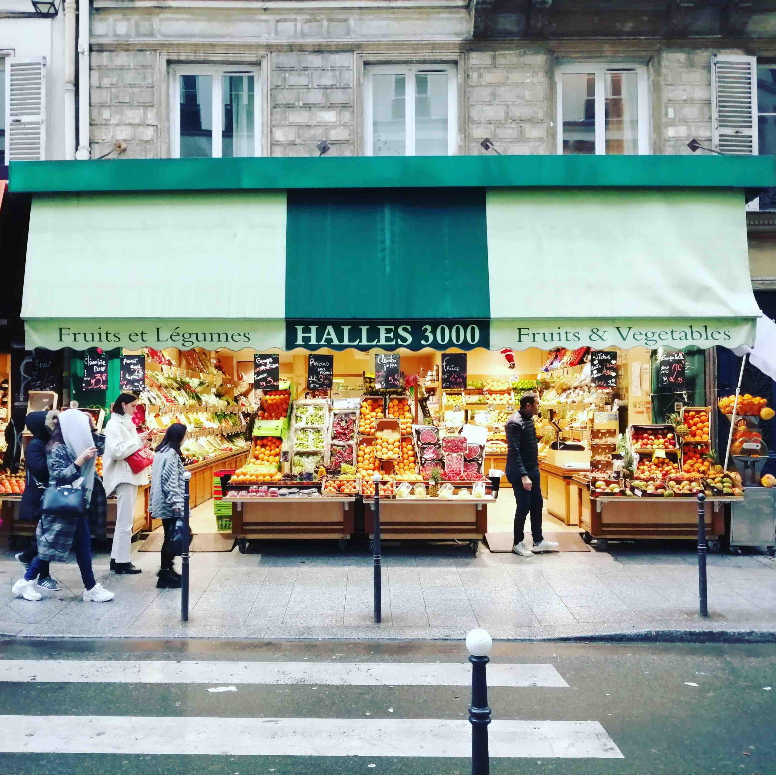 Photos de Vincent Chabault, auteur d'Éloge du magasin 12