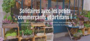 Soutenez les petits commerçants et artisans de votre ville touchés par la crise du coronavirus en achetant un bon cadeau dépensable en 2020