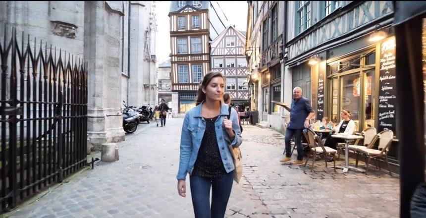 Rouen, Cœur Commerçant et Artisan - le film qui valorise le centre-ville de Rouen