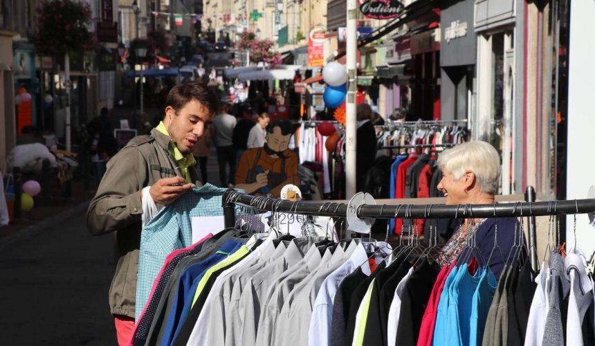 À Bayeux, le commerce indépendant se maintient dans le centre-ville -bayeux-le-commerce-independant-se-maintient-dans-le-centre-ville
