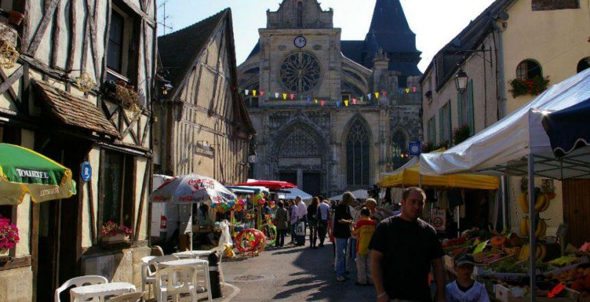 Avec ses 120 commerces, la Ville de Houdan possède le taux de chômage le plus faible de France