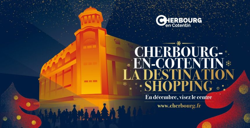 Ces villes qui sengagent pour les petits commerces. Episode 2 Cherbourg-en-Cotentin