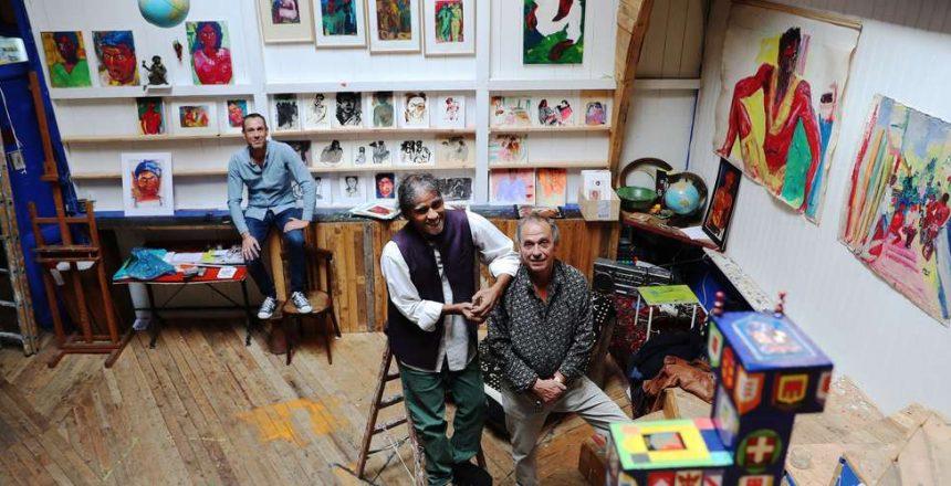 Des artistes chez les commerçants dans 13 quartiers Bordelais