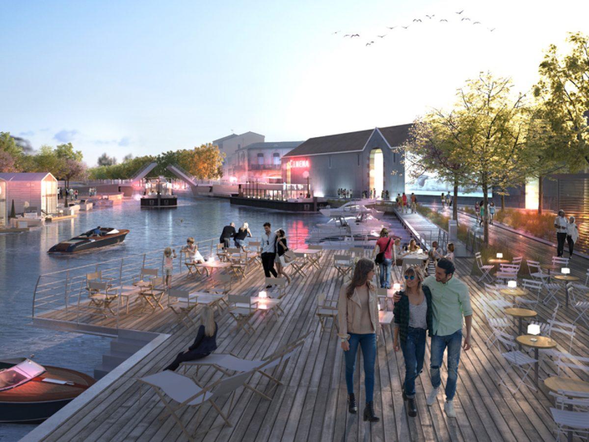 Frontignan. 70 millions d'euros pour faire battre le coeur de ville
