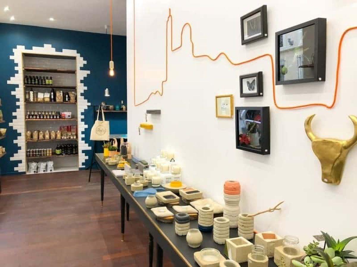 La tendance des concept stores. Des commerces originaux et inspirants