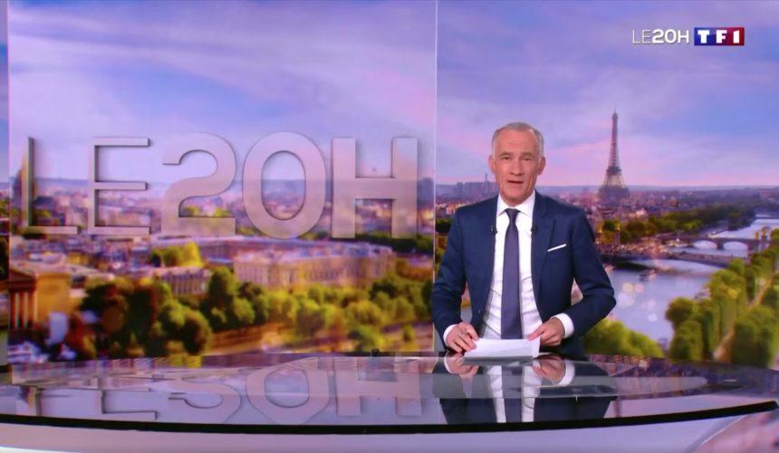 Le JT de 20h de TF1 revient sur l'extraordinaire succès de l'initiative solidaire Soutien-Commercants-Artisans.fr lancée par Petitscommerces