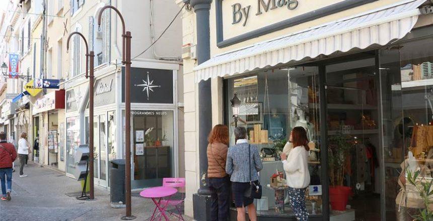 Plus 46 commerces dans le centre-ville de Martigues en un an