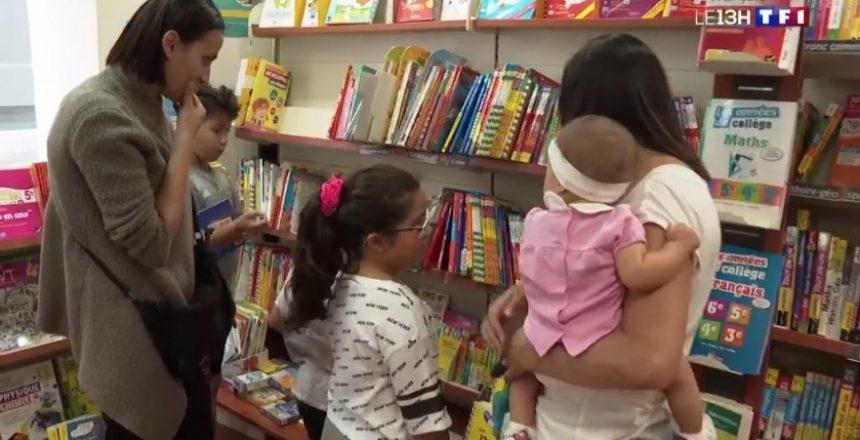 Saint-Étienne - avant la rentrée, les boutiques de fournitures scolaires font le plein