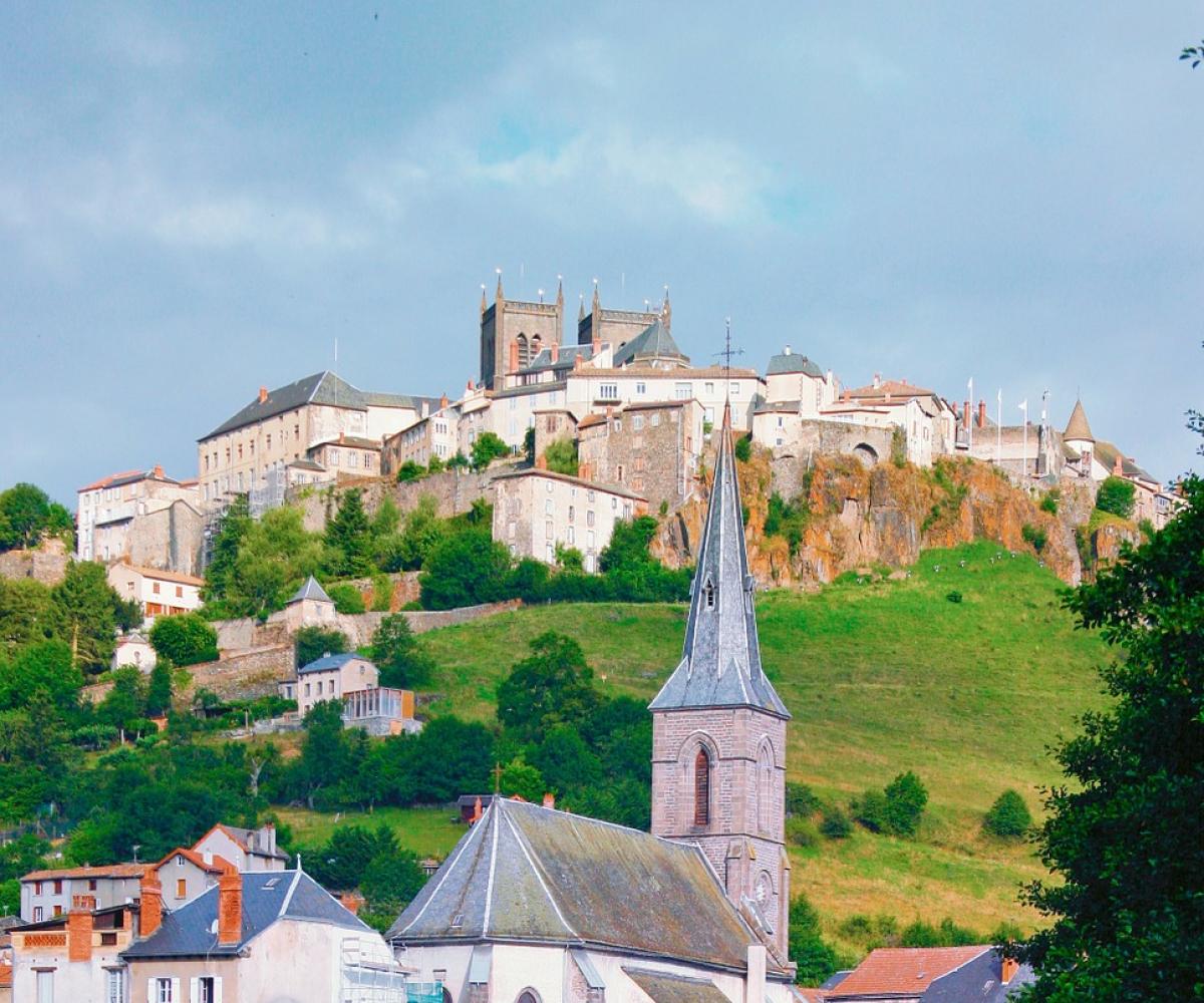 Saint Flour Cantal