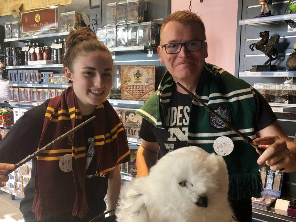 Sweets boutique dédiée au sorcier Harry Potter Blog Petitscommerces