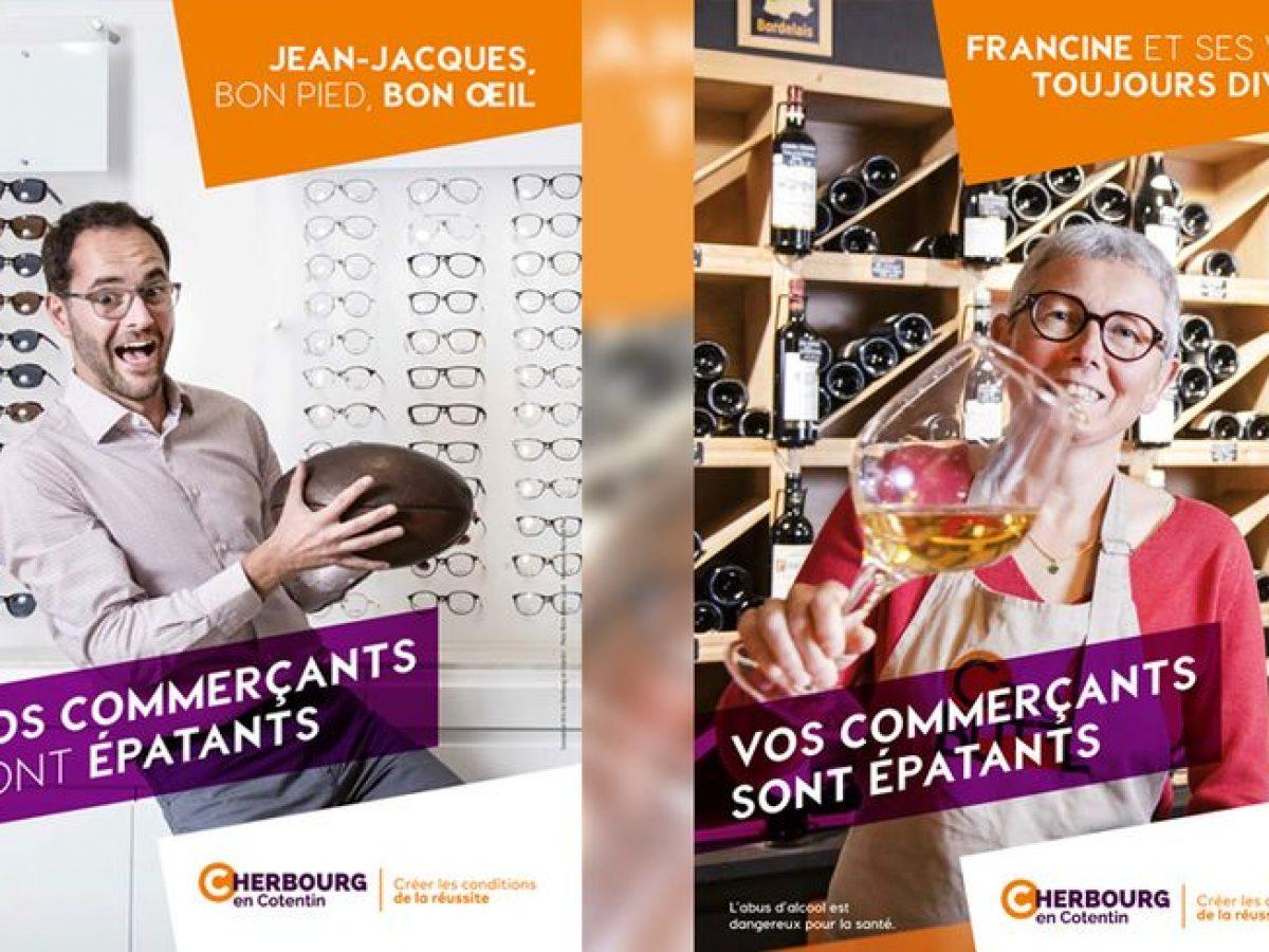 les-commercants-de-cherbourg-en-cotentin-se-tapent-laffiche-blog-petitscommerces