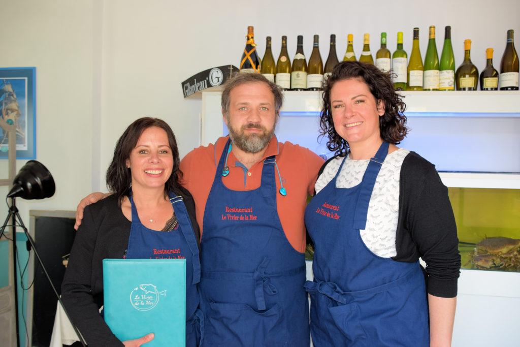 Au-vivier-de-la-mer-restaurant-Roissy-en-France-les-createurs-de-lentreprise-Sandrine-Jerome-et-Juliette