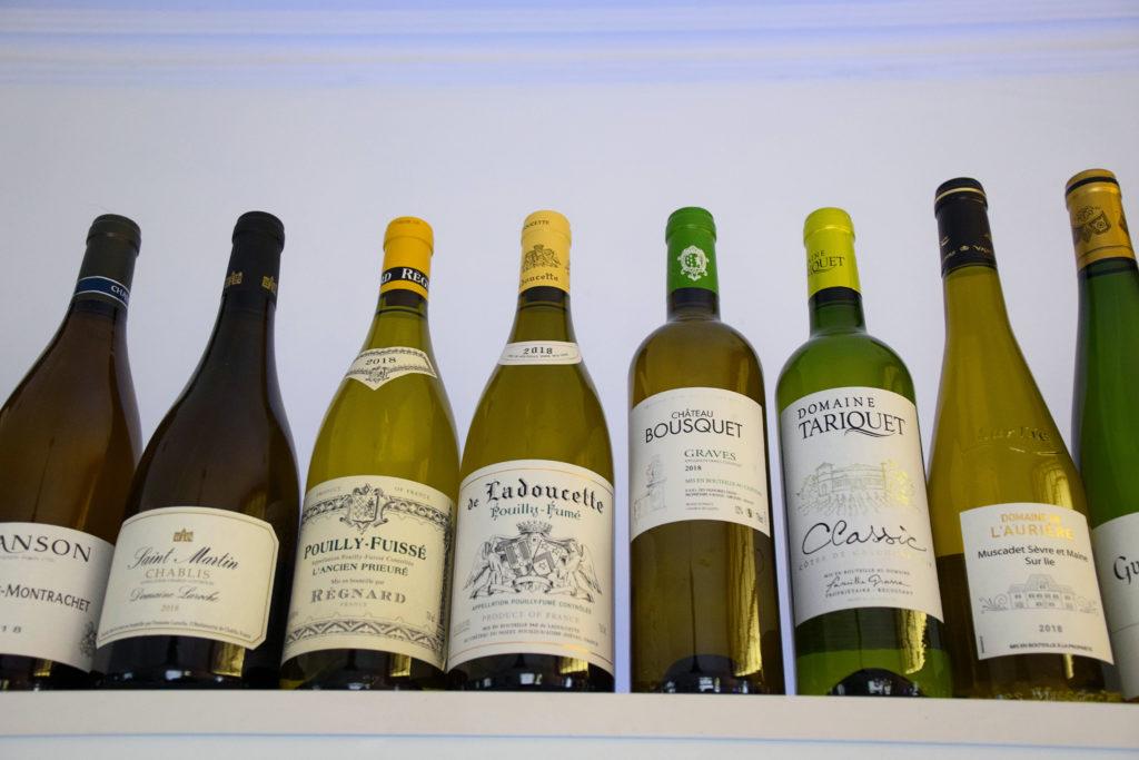 Au-vivier-de-la-mer-restaurant-Roissy-en-France-les-grands-crus-vins-dappellation-controlee