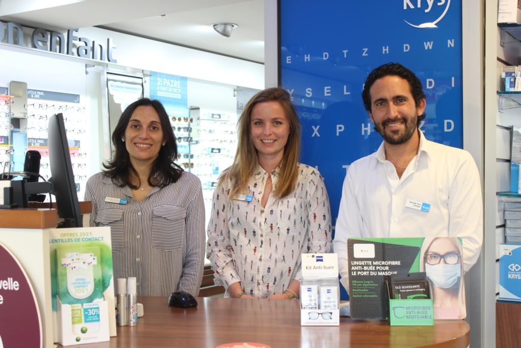 Krys-Optique-Vanves-equipe