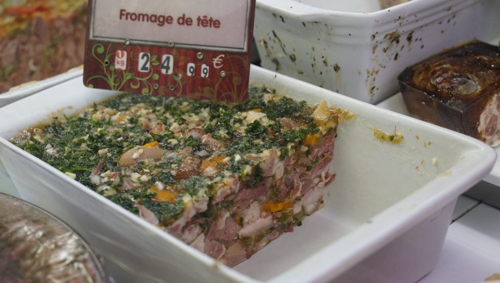 Le-Jean-Poulet-rotisserie-charcuterie-traiteur -Goussainville fromage-de-tete-specialite-maison