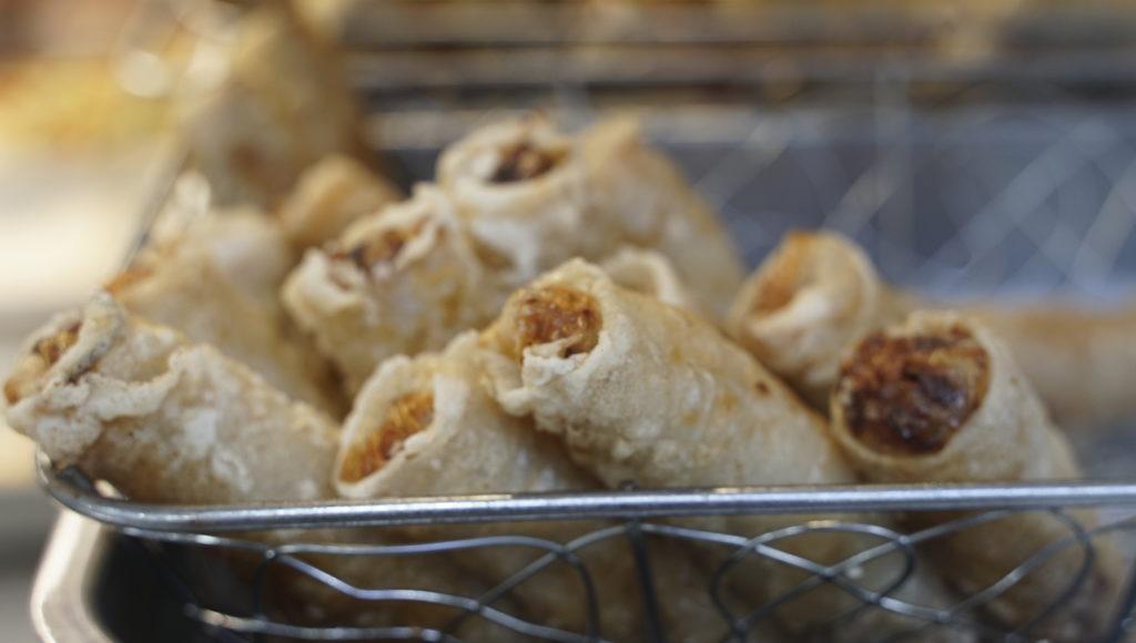 Meng-Hoa -Garge-les-gonesse traiteur-asiatique Nems-au-poulet-1
