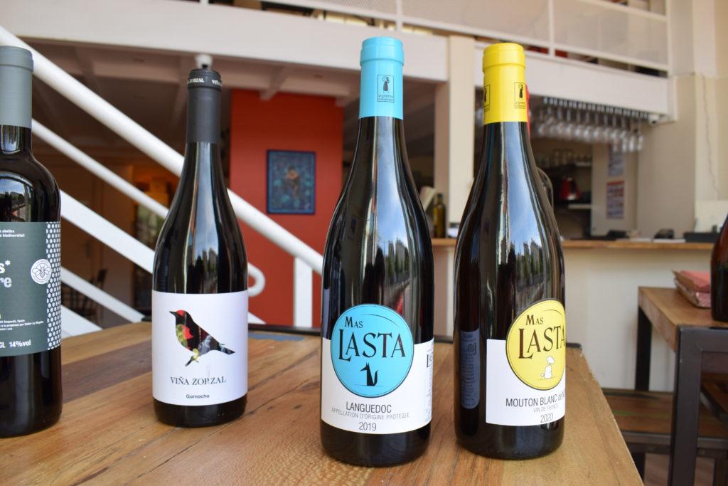 La-Treille-dHypathie-Bar-a-vins-Restaurant-Vanves-Grenache-espagnole-et-vins-du-Languedoc-1