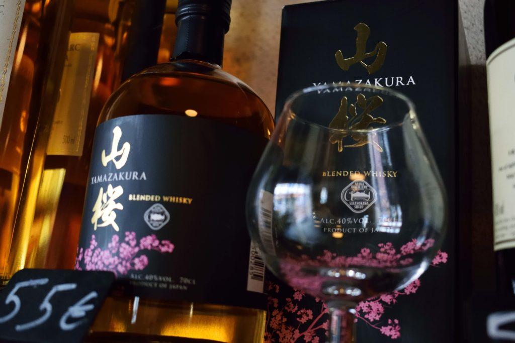 Lantre-Divin-cave-a-vins-restaurant-Vanves-Whisky-Yamazakura