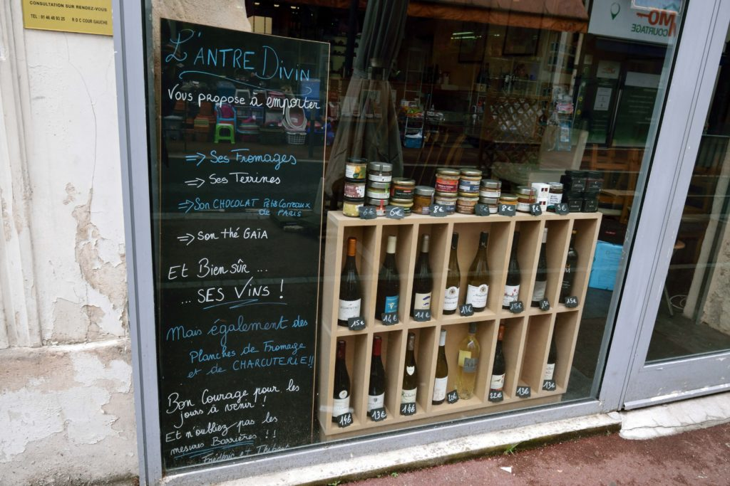 Lantre-Divin-cave-a-vins-restaurant-Vanves-vitrine