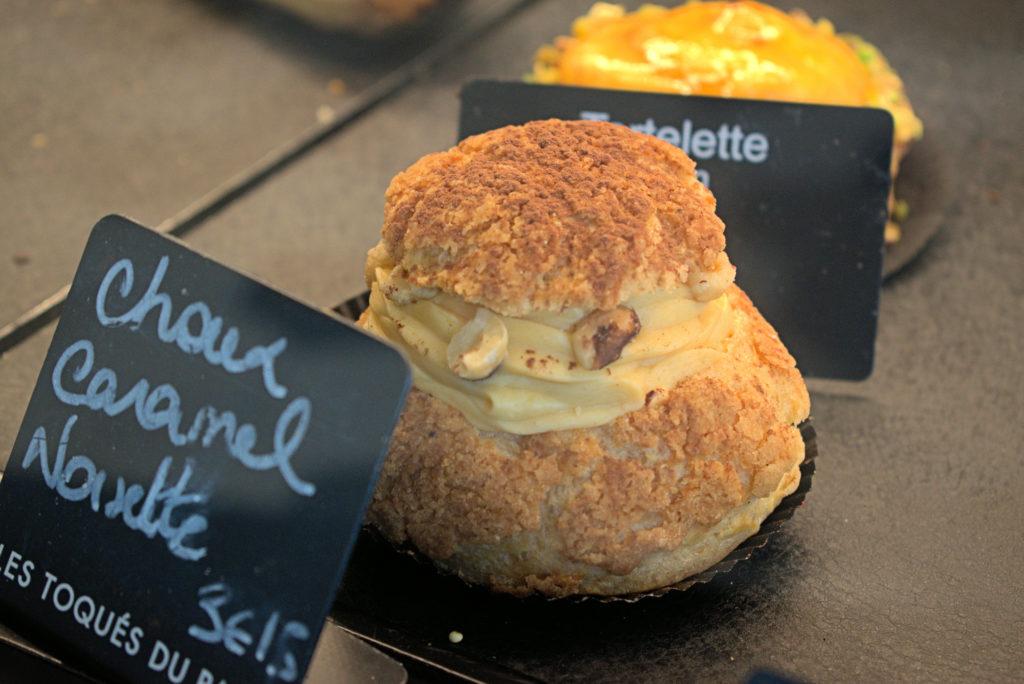 Les-toques-du-pain-boulangerie-patisserie-Vanves-chou-caramel-noisette