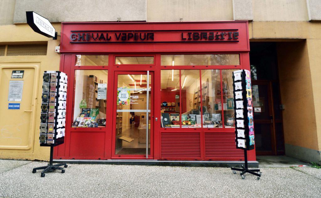 Librairie-Cheval-Vapeur-librairie-Vanves-devanture