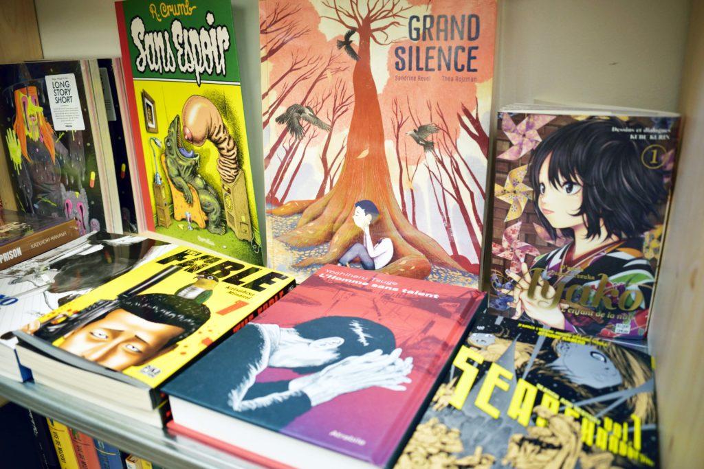 Librairie-Cheval-Vapeur-librairie-Vanves-mangas-et-comics