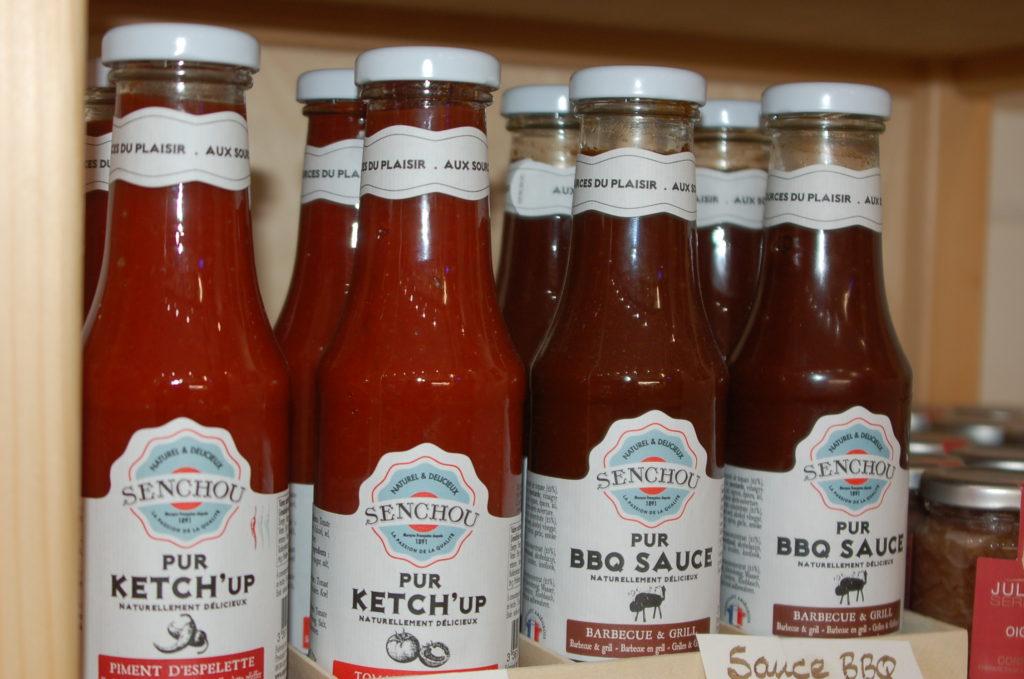 Boucherie-Justou-Villemur-sur-Tarn-ketchup